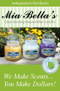 Mia Bella Candle